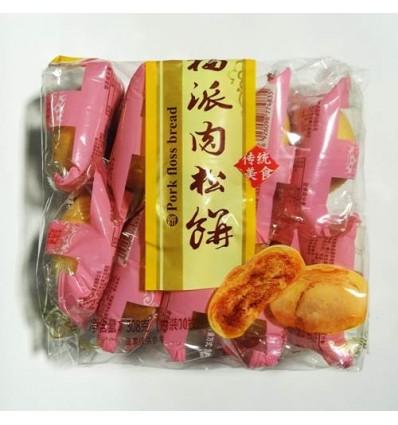 金丝肉松饼350g(10小包) Rousong Cracker