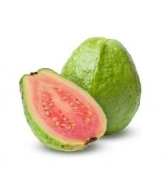 芭乐/红肉番石榴 guava 2个约200g