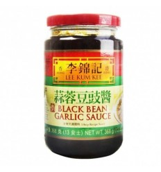 李锦记蒜蓉豆豉酱 Black bean garlic sauce 368g
