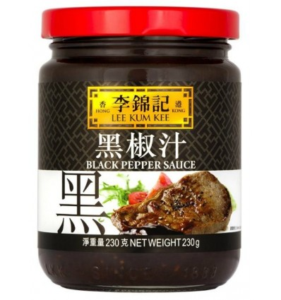 李锦记黑椒汁 Black Pepper Sauce 350g