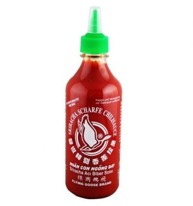 飞鹅牌是拉差辣椒酱 Siracha sauce 225g