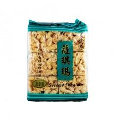 脆香园(芝麻)沙琪玛 Shaqima Cracker 240g