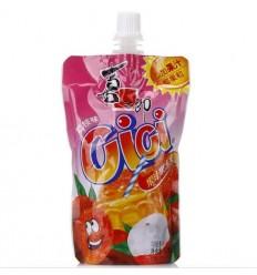 喜之郎CICI(荔枝)果冻爽*袋装150g CICI jelly