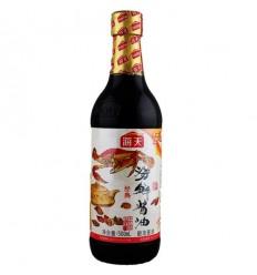 海天海鲜酱油 500ml soy-bean sauce 酿造酱油