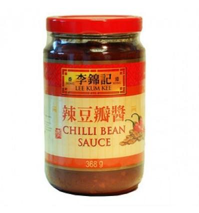 李锦记辣豆瓣酱 soy-bean Pasta 368g