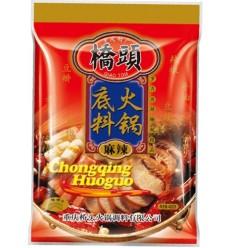 桥头火锅底料(麻辣) Hot pot spices 150g