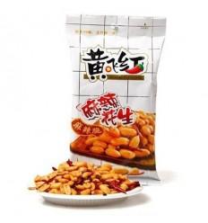 黄飞红麻辣花生 Salty peanut 210g