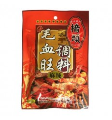 桥头毛血旺调料 Hot pot spices 160g