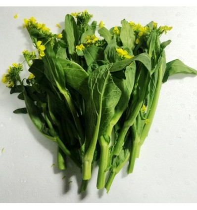 菜味更浓!有机越冬甜菜苔 Winter Choy Sum 约300g