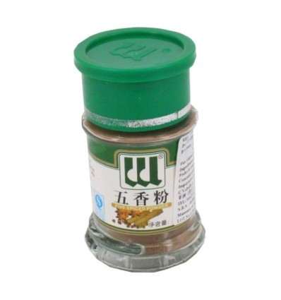 味地道瓶装五香粉 Wuxiang powder 28g