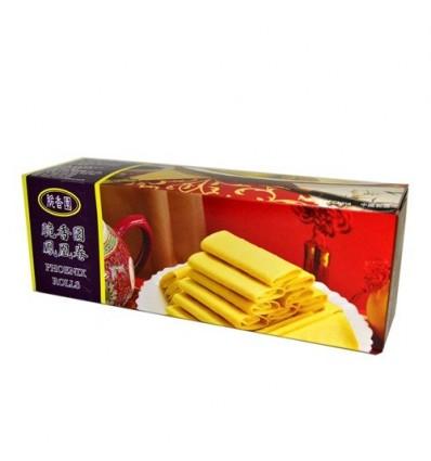 香港脆香园凤凰卷 125g Fenghuang Cracker