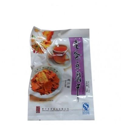老爸豆腐干*肉汁味100g dried bean curd