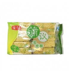 成都小吃!蒲议玉米酥300g Corn Cracker