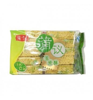 成都小吃!蒲议玉米酥300g Corn Cracker