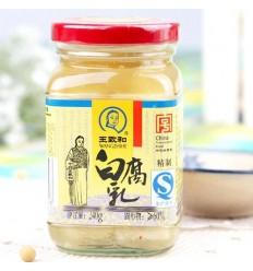 王致和白腐乳 Fermented bean curd 240g