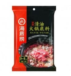 海底捞清油火锅底料 Hot pot spices 220g