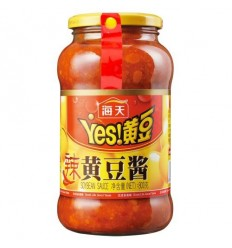 海天辣黄豆酱 Soy Pasta 800g