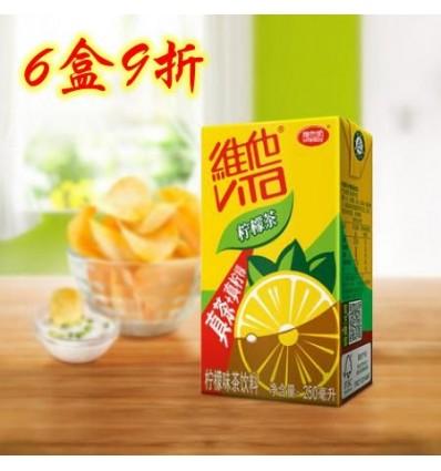 维他柠檬茶 250ml