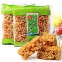 台湾九福素食沙琪玛 Shaqima Cracker 227g