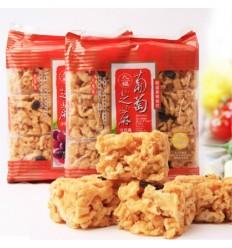 九福葡萄芝麻沙琪玛 Shaqima Cracker 227g