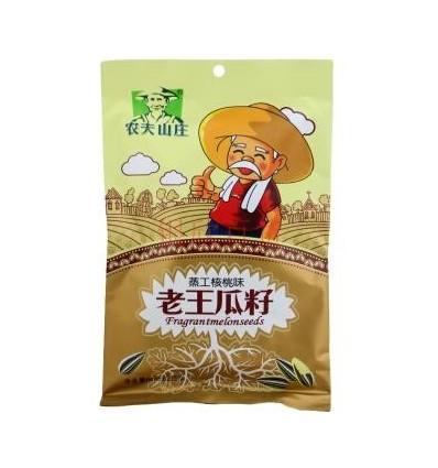 农夫山庄老王瓜子*蒸工核桃味142g sunflower seeds