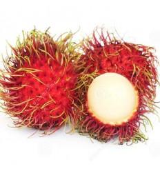 (2盒x1Kg)空运泰国红毛丹 Rambutan
