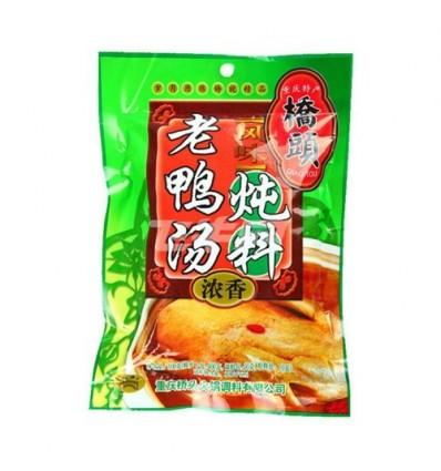 桥头牌老鸭汤炖料 HuaJiao Fish spices 400g