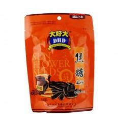 大好大焦糖味瓜子 liquorice melon seeds 105g