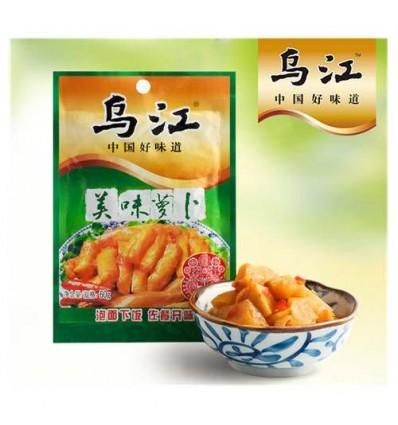 乌江榨菜 mustard tuber 60g