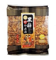 九福纯黑糖沙琪玛 Shaqima Cracker 227g