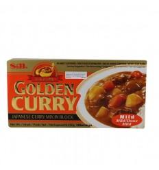 日本S&B黄金咖喱块(微辣) S&B Curry 220g