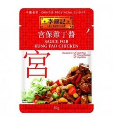 李锦记宫保鸡丁(袋装)60g Kung Pao Chicken