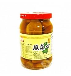台湾三荣牌香脆菜心 369g preserve Choi sum