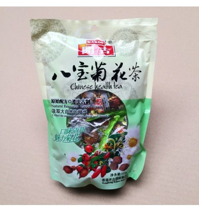 开古八宝菊花茶(10小包)Chinese health tea 115g