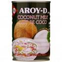 (甜品用)泰国AROY-D椰浆/椰奶(绿罐) Coco concentramento 400ml