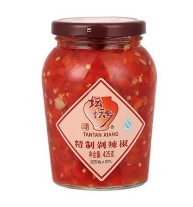 坛坛乡精制剁辣椒 Red preserved chili 425g