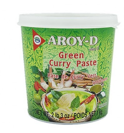AROY绿咖喱 AROY Green Curry 400g