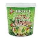 泰国AROY-D绿咖喱 AROY Green Curry 400g