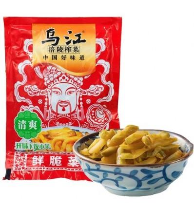 乌江榨菜(清爽) mustard tuber 60g