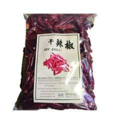 袋装干辣椒 Dried chili 250g