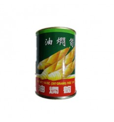 油焖笋罐头 Canned Bamboo shoot 397g