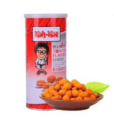 大哥牌 泰国酸辣味花生 Koh-Kae tom yum peanuts 230g