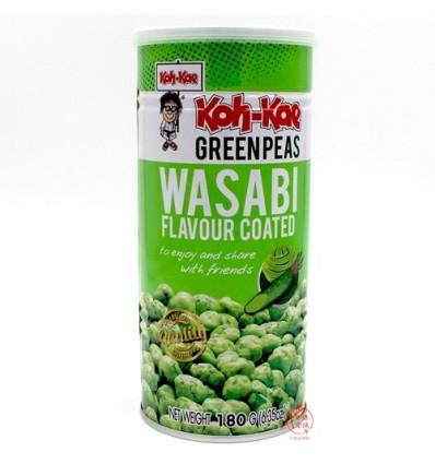 大哥牌 泰国芥末味豌豆 Koh-Kae Wasabi Greenpeas 180g