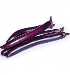 中国长茄 Chinese Long Eggplant 约400g