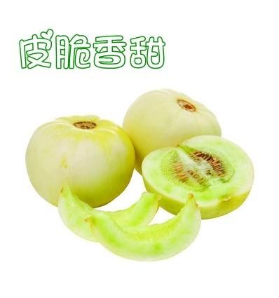 皮脆香甜!有机日本甜宝香瓜 Japanese Melon 约300-400g/个
