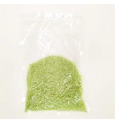 散装香草味绿色小西米 Vanilla flavor green small mili 400g