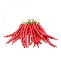 有机红线椒 / 二荆条辣椒(辣)Red Long Chili 约200g