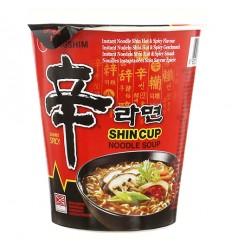 农心 辛拉面(杯面)Nong Shim Shin Instant Noodle Cup 67g