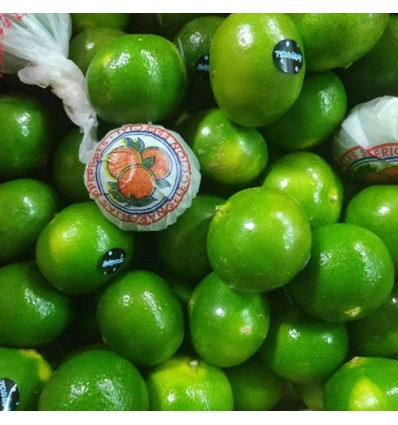 本地青桔 Green tangerine 约500g