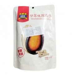 大好大甘草味西瓜子 liquorice melon seeds 220g